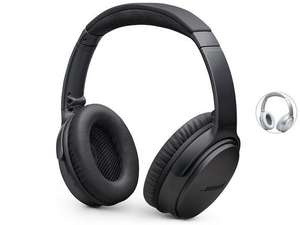 Słuchawki nauszne Bose QuietComfort 35 II (czarne lub srebrne) @ iBOOD