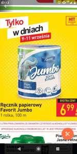 STOKROTKA: Ręcznik papierowy 100 metrów Jumbo