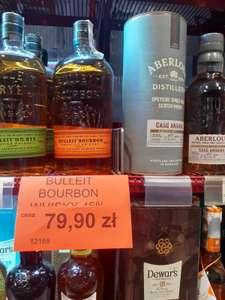 Cin Cin Bianco, Bulleit Bourbon Frontier Whisky, Finlandia Wódka 0.5l - zbiorcza