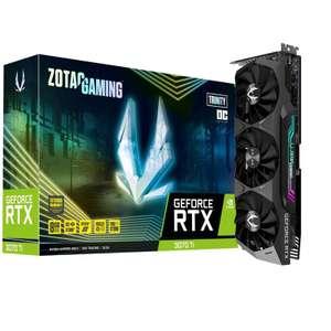 [DE] Karta graficzna ZOTAC GeForce RTX 3070 Ti Trinity €899