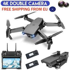 Dron XKRC S8 (dwie kamery, dwie baterie, wysyłka z Czech) @Gshopper