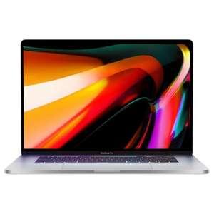 Apple MacBook Pro 16 Retina Touch Bar i9 / 16GB / 1TB SSD / Radeon Pro 4GB / macOS / Silver