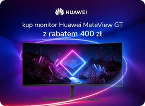 Monitor Huawei MateView GT Standard Edition Curved HDR