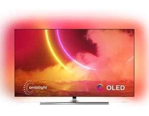 Telewizor PHILIPS 55OLED855/12 lub na 60rat / Odroczone 6mies.