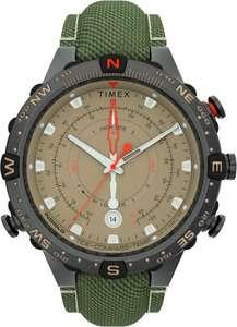 Zegarek Timex Expedition TW2T76500 WR100 zielony