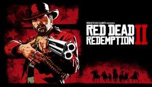 Gra Red Dead Redemption 2 PC/STEAM