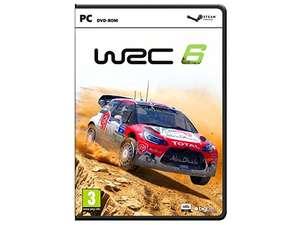 [PC Digital] WRC 6 (+przegląd cyfrowych gier w Sferis)