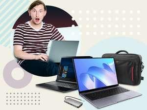 Laptopy w promocji x-kom (np. Huawei MateBook 14 (R7 4800H/16GB/512/Win10 Touch) + antywirus gratis za 3999 zł)