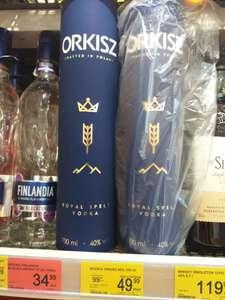 Wódka Orkisz 0.7 - 49.99zl