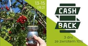 Cashback na kolejne zakupy w dobreziele.pl #yerba