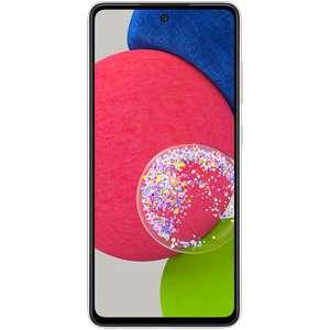 Smartfon SAMSUNG Galaxy A52s 5G 6/128 biały