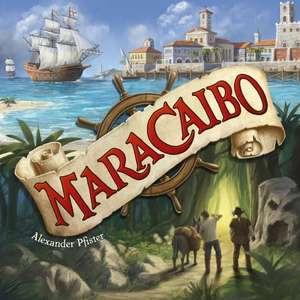 Gra planszowa - Maracaibo (BGG 8.2) (edycja polska) @Planszownia