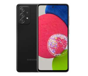 Samsung Galaxy A52s 5G 6/128GB Black NFC 120Hz + Powerbank Samsung Super Fast Charge 25W 10000mAh (x-kom)