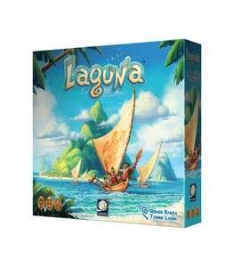 Gra Planszowa Laguna (BGG 7.2) (Darmowa Dostawa z Allegro Smart))