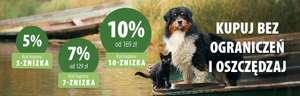 Kod promocyjny na 5%, 7% lub 10% rabatu na cały zakup w zooplus