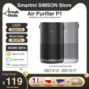 Oczyszczacz powietrza Xiaomi Smartmi P1 (wysyłka z Polski) @AliExpress