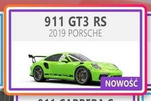 Darmowe Porsche 911 GT3 RS 2019 (Forza Horizon4)
