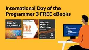 Darmowe 3 eBooki programistyczne w j.angielskim Python/PHP   Format PDF/MOBI/EPUB   @Fanatical