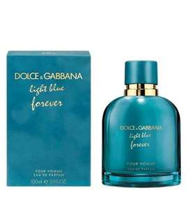 Dolce & GabbanaLight Blue Pour Homme Forever 100 ml