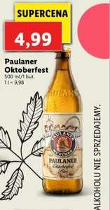 Piwo Paulaner Oktoberfest 500 ml | LIDL |