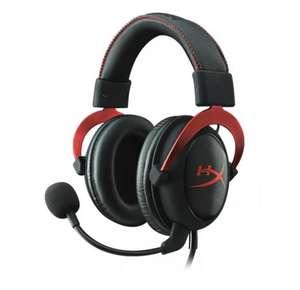 Słuchawki HyperX Cloud II Headset (czerwone)