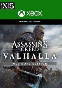 Assassin's Creed Valhalla Ultimate Xbox Microsoft store