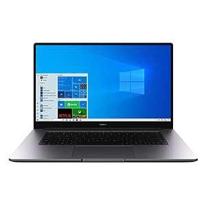HUAWEI MateBook D 15-calowy laptop, Intel Core i3-10110U, 8 GB RAM, 256 GB NVMe PCIe SSD, klawiatura QWERTZ