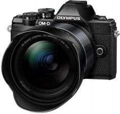 Aparat bezlusterkowy Olympus E‑M10 Mark IIIs + obiektyw 12‑200MM F3.5‑6.3 (czarny lub srebrny, nagrywanie 4K, Wifi) @ Olympus