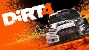 DiRT 4 (PC, Steam) za 3,37zł przez 24h @ Fanatical