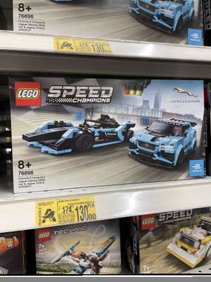 Lego 76898 Speed Champions Jaguar