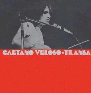 Caetano Veloso - Transa- winyl, płyta analogowa
