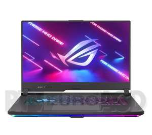 "laptop ASUS ROG Strix G15 G513QR-HQ024T 15,6"" 165Hz AMD Ryzen 7 5800H - 16GB RAM - 1TB SSD Dysk - RTX3070 Grafika - Win10"