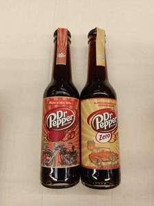 Dr Pepper/Dr Pepper Zero 0.275L szkło