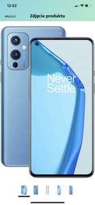 Smartfon Oneplus 9 8/128 za 2699 zł