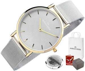 Zegarek damski Jordan Kerr KALI (3 kolory do wyboru) + pudełko + laserowy grawer; mechanizm kwarcowy, szkiełko mineralne @Allegro