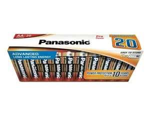 Baterie PANASONIC Pro Power AA 20szt. LR6PPG/20CB