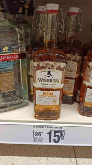 Wokulski Alkohole kraftowe Pigwa z whiskey irlandzka