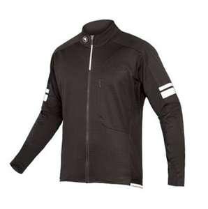 Kurtka rowerowa ENDURA Windchill Czarna rozmiar M