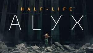 Half-Life: Alyx na Steam
