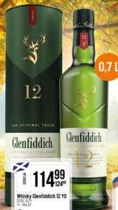 Whisky Glenfiddich 0.7 L i inne Polomarket