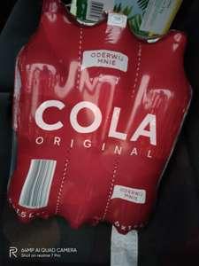 Błąd cenowy, Biedronka Cola Oryginal 1.5l
