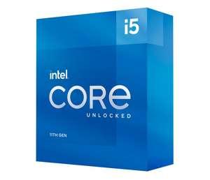 Procesory Intel Core i5-11600K 1149 zł / Intel Core i7-11700K 1599 zł + zestaw gier w prezencie