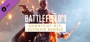 Battlefield 1 ™: Kompletny zestaw wyposażenia za darmo @ Steam