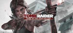 Tomb Raider GOTY i więcej @ GOG