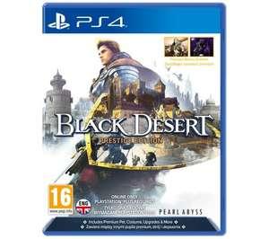 Black Desert Prestige Edition PS4 / PS5