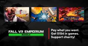 Humble Fall VR Emporium Bundle Steam