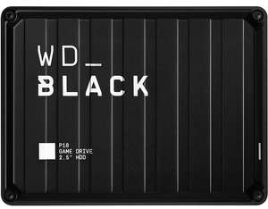 Dysk zewnętrzny WD Black P10 Game Drive 5TB 2,5 Amazon.de 99,45 Euro