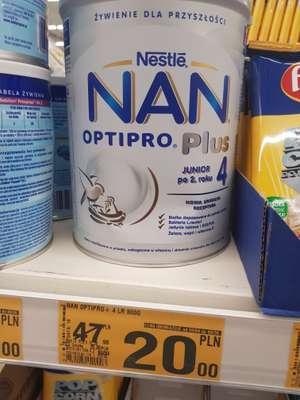 NAN OPTIPRO Plus 4 Auchan Łomianki