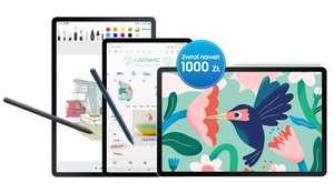 Zwrot 800/1000 zł Samsung Galaxy Tab S7 / S7+ / S7 FE