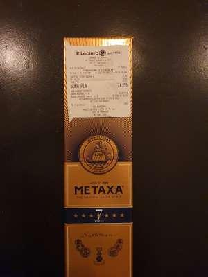 Metaxa 7* Leclerc Warszawa KEN